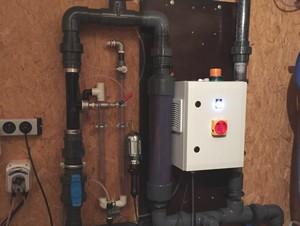 Ozoneur pour piscine et spas traitement d 39 eau de piscines for Infection urinaire et piscine